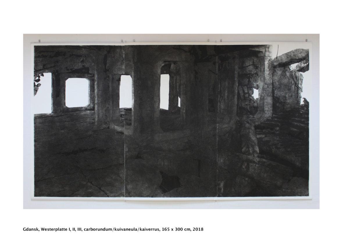 Gdansk, Westerplatte I, II, III