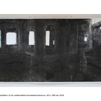 Teoksen nimi: Gdansk, Westerplatte I, II, III