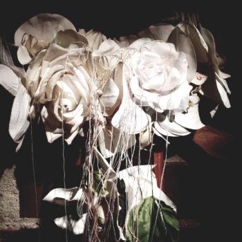 Teoksen nimi: Kasvoton Puutarha / Faceless Garden 2018 – 2019
