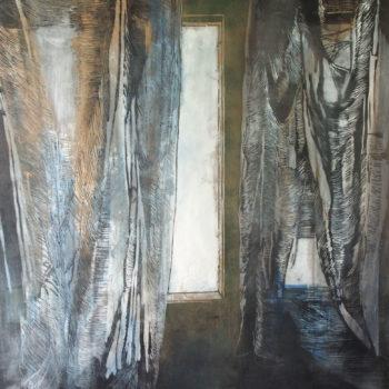 Teoksen nimi: Harmaa huone III / Grey Room III