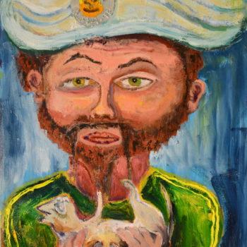 Teoksen nimi: Jääkiekon sulttaani