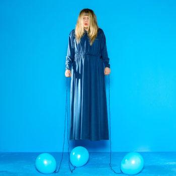 Teoksen nimi: Untitled (Blue)