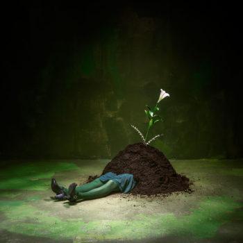 Teoksen nimi: Untitled (vihreä)