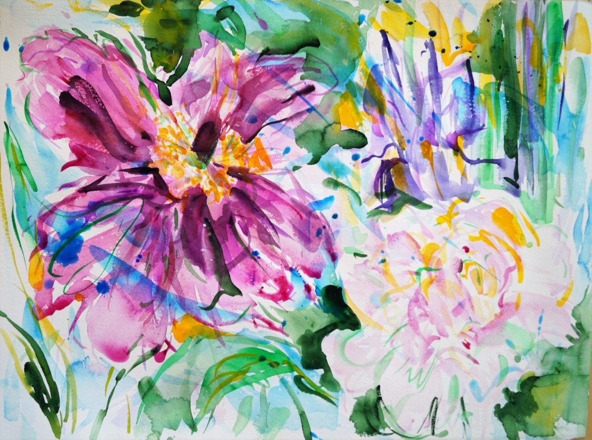 The Gardenparty of Peony