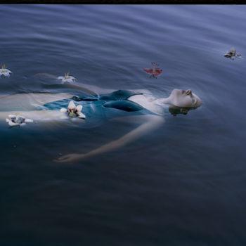 Teoksen nimi: Liljat vedessä, 2018 / Lilies in water, 2018