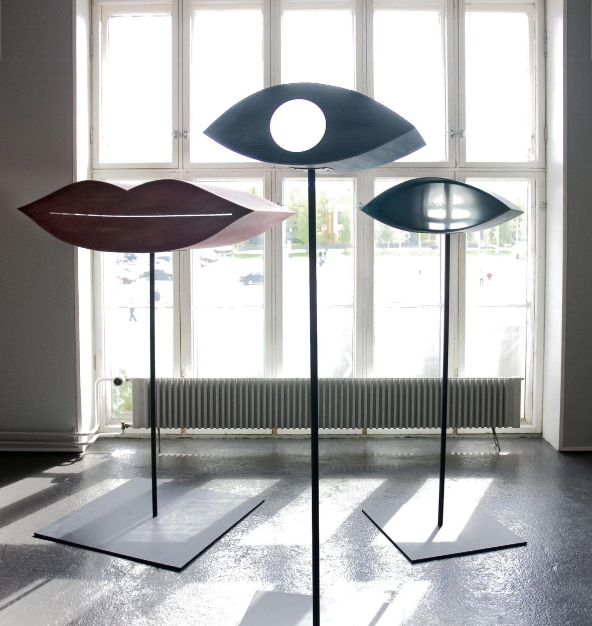 Camera obscura / Silmät ja suu, 2006