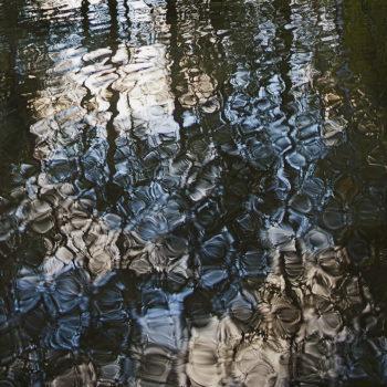 Teoksen nimi: Heijastuksia II / Reflections II