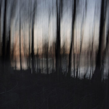 Teoksen nimi: Kevätilta / Spring Evening