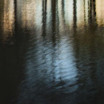 Teoksen nimi: Heijastuksia III / Reflections III