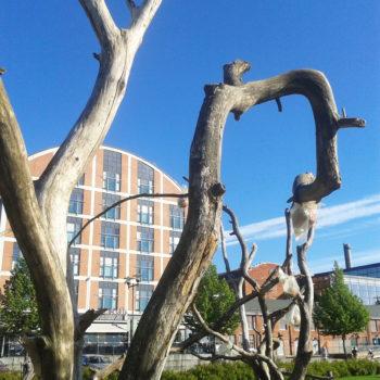 Teoksen nimi: Teeskentelyn Omenapuutarha