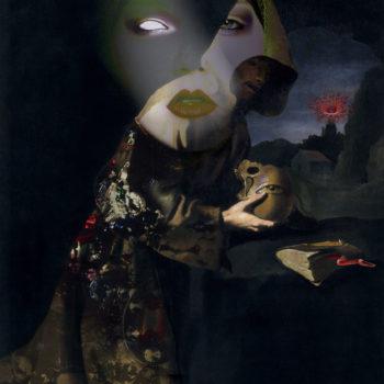 Teoksen nimi: Thief of the Eye / Silmän varas