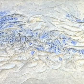 Teoksen nimi: RIITETTÄ – CRUST OF ICE