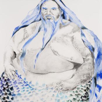 Teoksen nimi: Poseidon