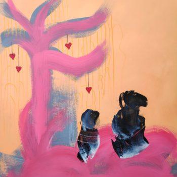 Teoksen nimi: Rakkautta ei voi pakottaa