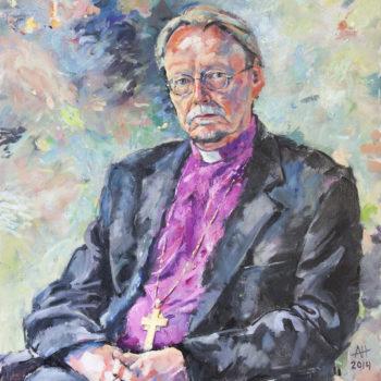 Teoksen nimi: Kari Mäkinen, arkkipiispa