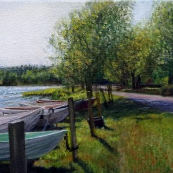 Name of the work: Veneranta/ Boat Beach