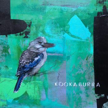 Teoksen nimi: Kookaburra