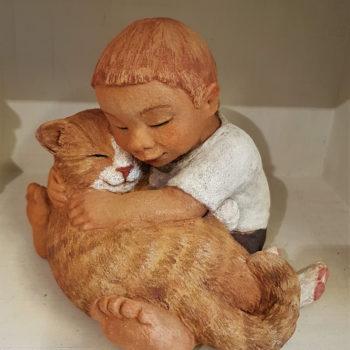 Teoksen nimi: Jospas minä kissan saisin, kyllä sitä rakastaisin