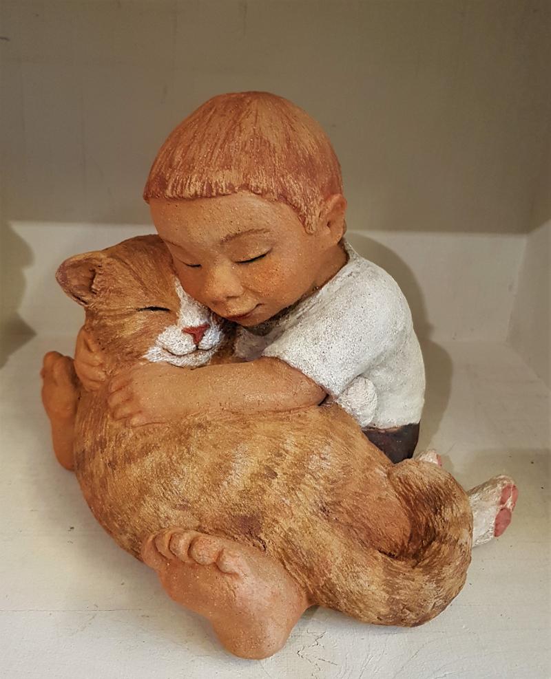 Jospas minä kissan saisin, kyllä sitä rakastaisin