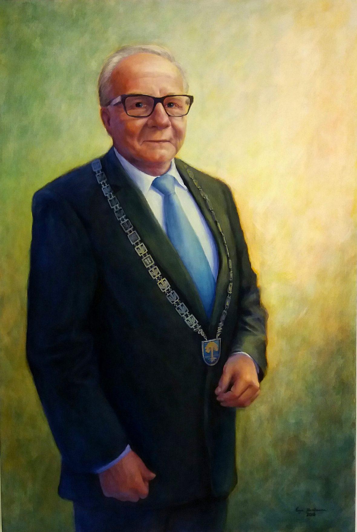 Kaupunginjohtajan muotokuva