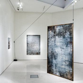 Teoksen nimi: Näyttelystä, Rajapinta