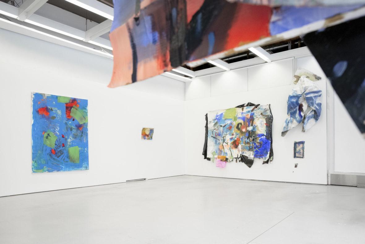 Väriä näyttely 2019