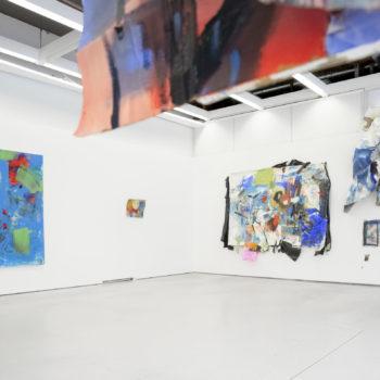 Teoksen nimi: Väriä näyttely 2019