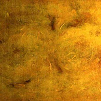 Teoksen nimi: Keltainen maalaus