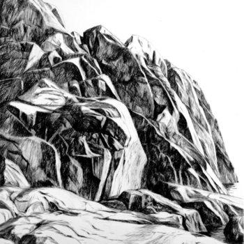 Name of the work: Pohjoinen ranta