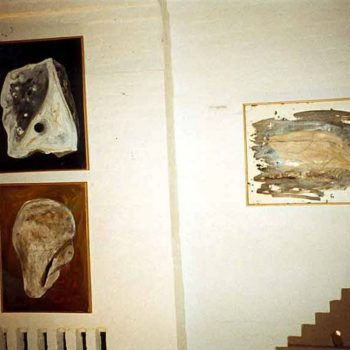 Teoksen nimi: Töitä seniorien näyttelyssä 1992