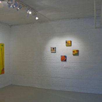Teoksen nimi: Galleria Rongassa 2010