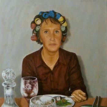 Teoksen nimi: Nainen ruotsista