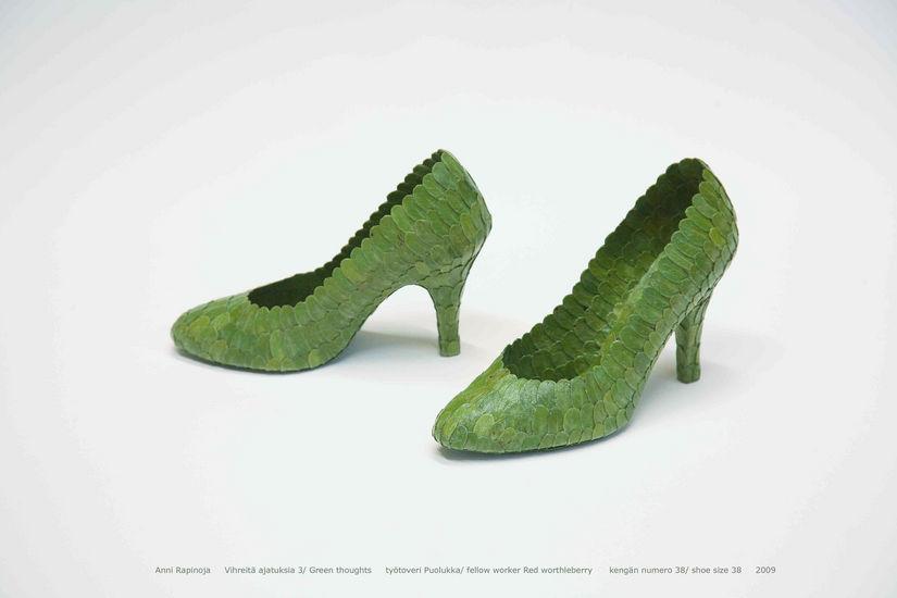 Vihreitä ajatuksia 3