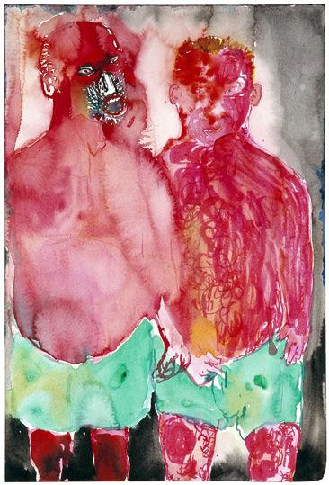 Sarjasta isä ja poika 2003