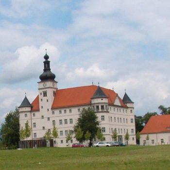 Teoksen nimi: Itävallan näyttelypaikka v. 2005 Hartheim linna