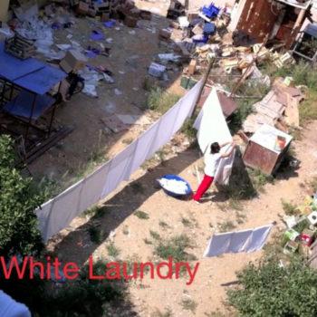 Teoksen nimi: White Laundry