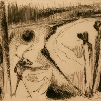 Teoksen nimi: Bakkanaalit, 1962