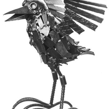 Teoksen nimi: Lintu