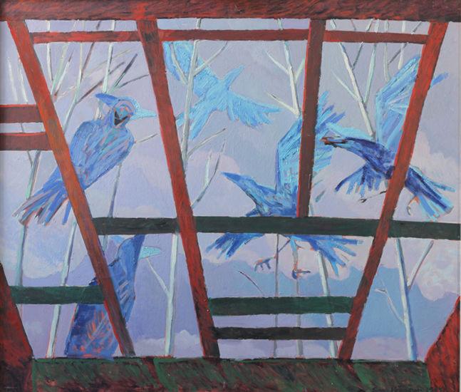 Siniset linnut