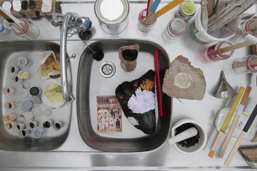 Kuvapatologian laitos – avauksia maalaukseen