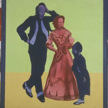 Teoksen nimi: Buster  Keatonin  lapsuus