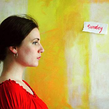Teoksen nimi: Sunday