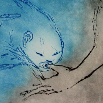 Teoksen nimi: Blue,Bkue Baby