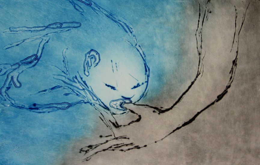 Blue,Bkue Baby