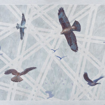 Teoksen nimi: Ornithology I