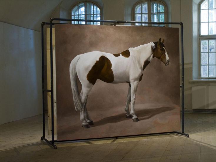 Hevonen nro 4