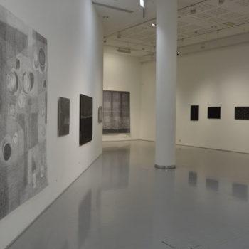 Teoksen nimi: Tilakuva näyttelystä / The view of the exhibition, tm.gallery, 2015, helsinki