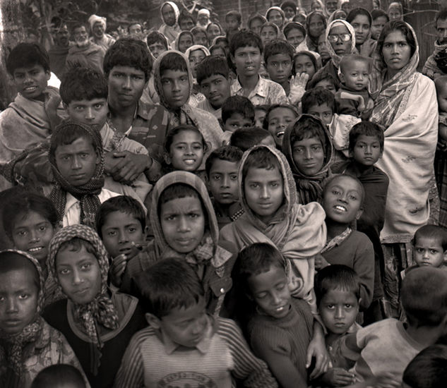 120 miljoonaa bangladeshiläistä