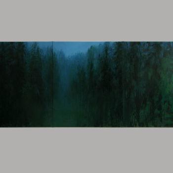 Teoksen nimi: Metsä on monelle koti, 2013