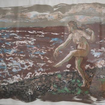 Name of the work: Tanssi rannalla
